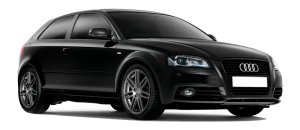 Audi A3 - segundo premio Ayudaaldeporte.com