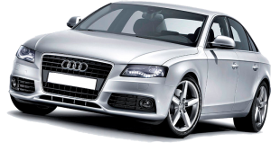 Audi A4 - primer premio Ayudaaldeporte.com